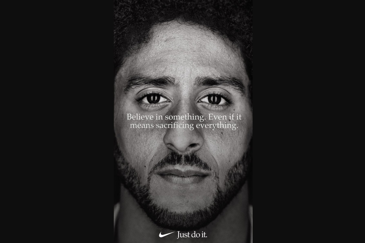 Call me crazy or call me cynical. Nike's new ad reeks of cynicism but they're onto a sure thing
