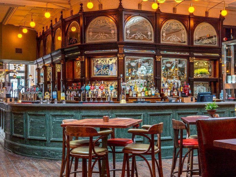 More pubs please