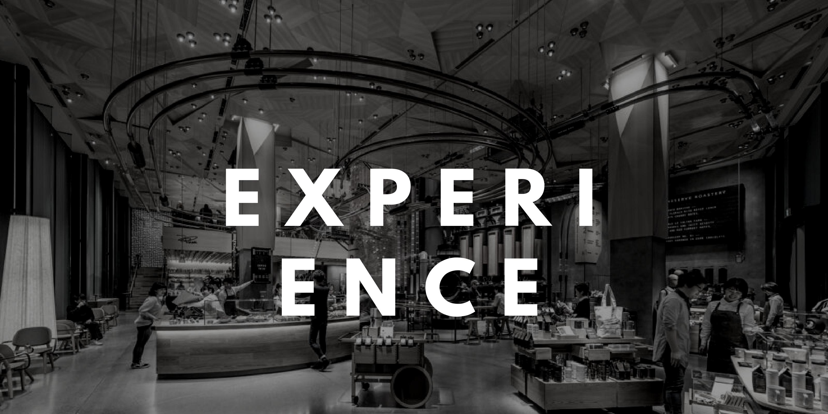 The experience economy: Connecting with customers