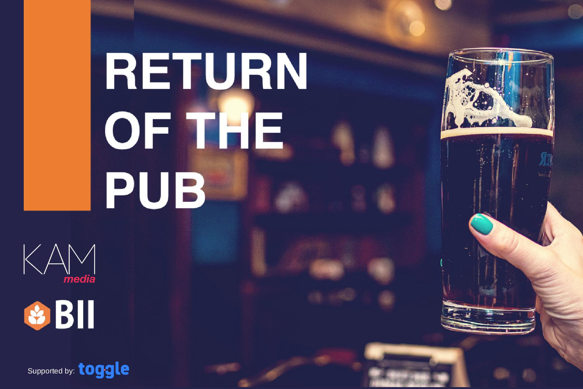 Return of the pub