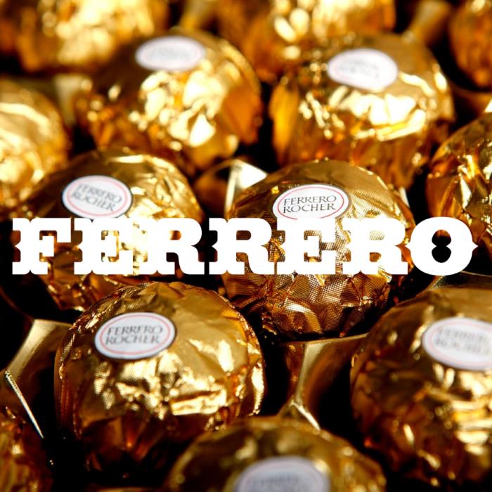 Cirkle x Ferrero